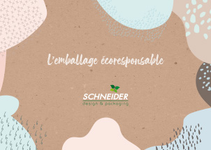 Catalogue Écoresponsable Schneider packaging