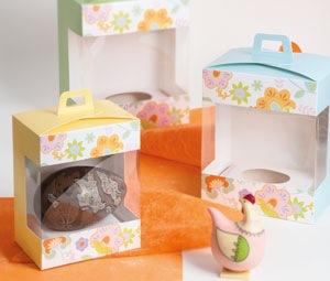 Boîtes Pâques