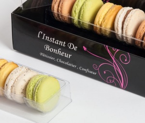 Packaging à Macarons