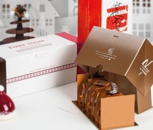 Packagings de Noël