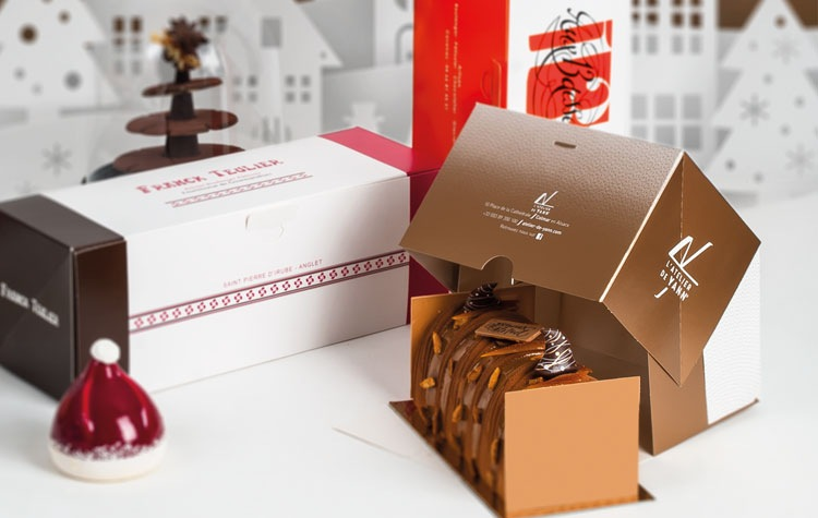 Packagings de Noël