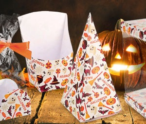 Packaging Halloween passe-partout