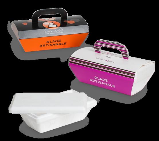Boîte isotherme Fribox et valisette personnalisée