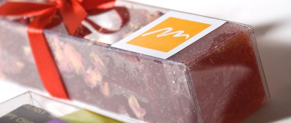 Gamme Mulhaupt - réglette transparente et étiquette